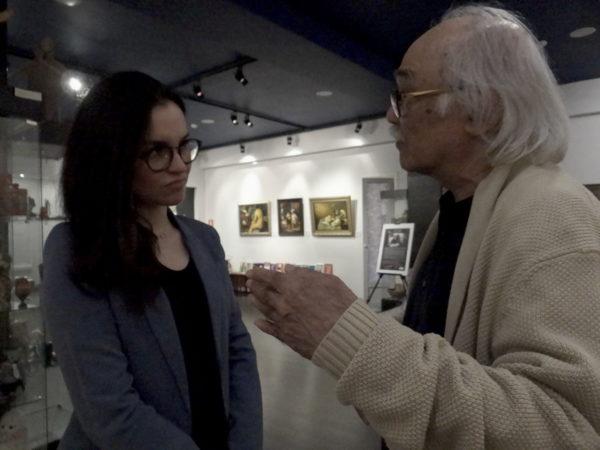 Художник и Публика